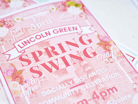 Spring Swing - ABCD Lincoln Green