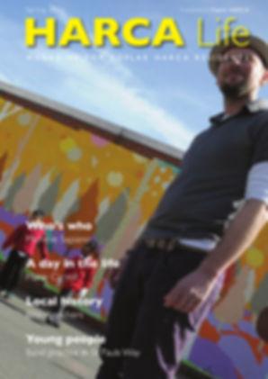 Harca Life Magazine ArtJohn Teviot Mural Poplar East London
