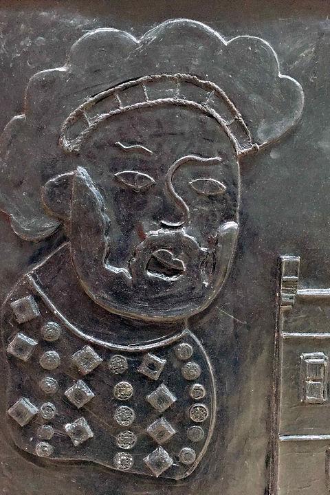 Henry VIII History sculpture ArtJohn Poplar East London