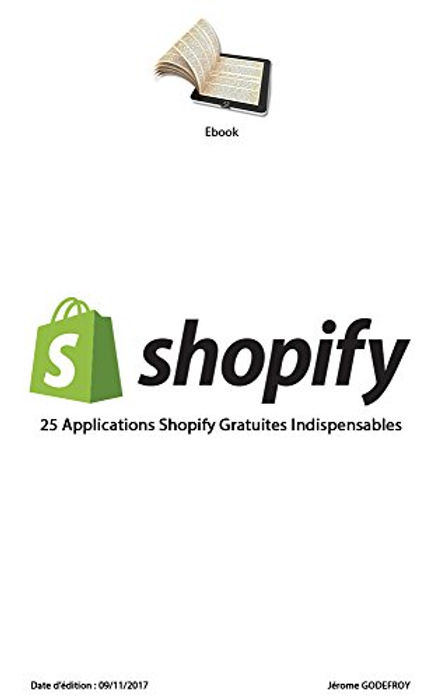 25 applications gratuites pour shopify.j