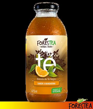 FORESTEA TÉ NEGRO Y MANDARINA