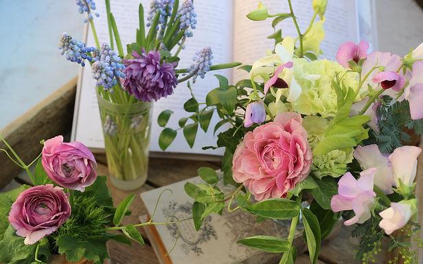 Spring Flower Lesson のお知らせ