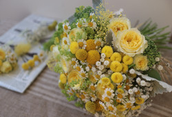 WD Bouquet yellow