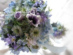 WD Bouquet blue