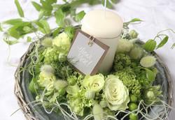 Gift Wreath arrangement