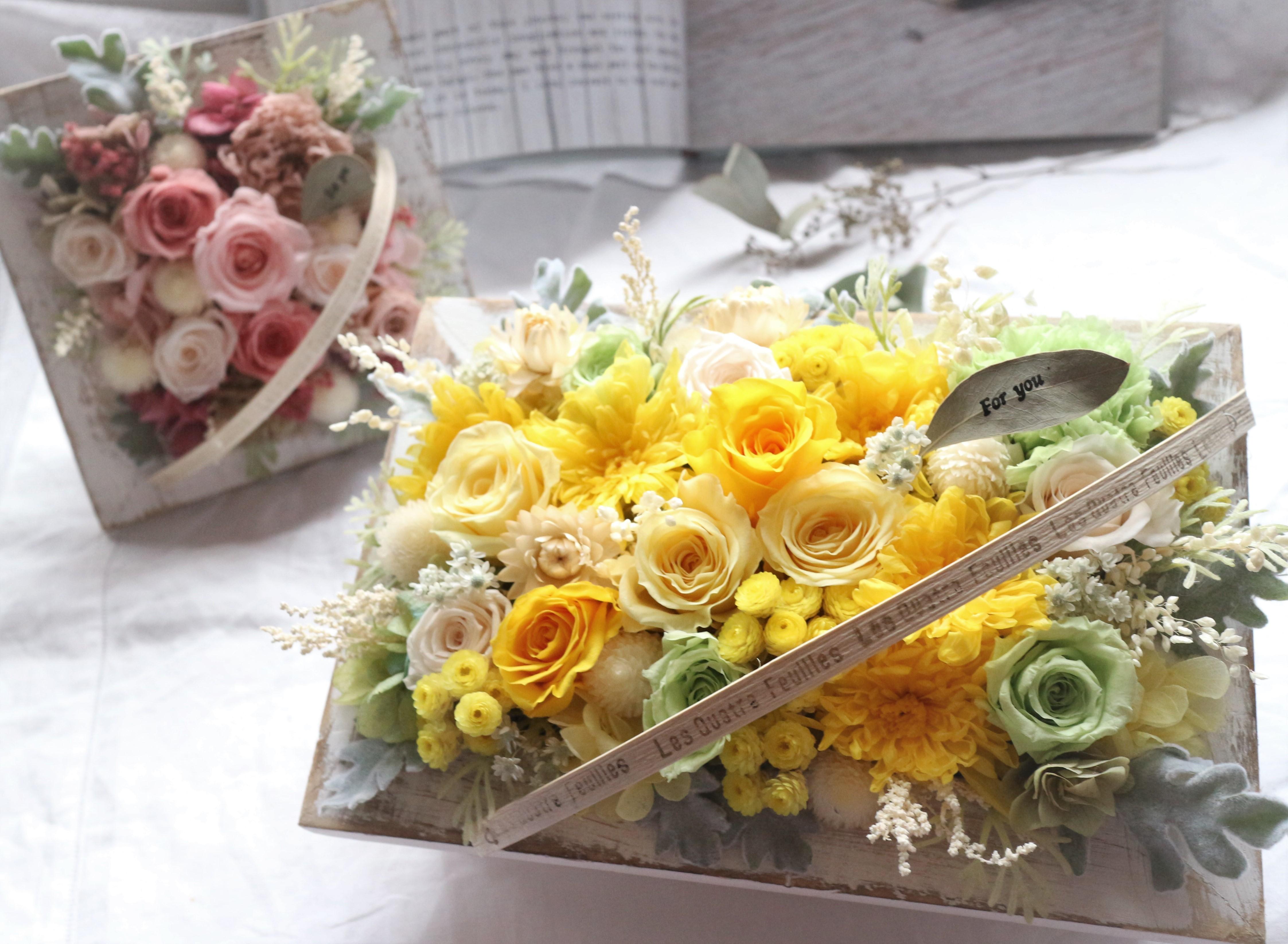 Gift Preserved flower