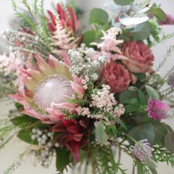 WD Bouquet protea