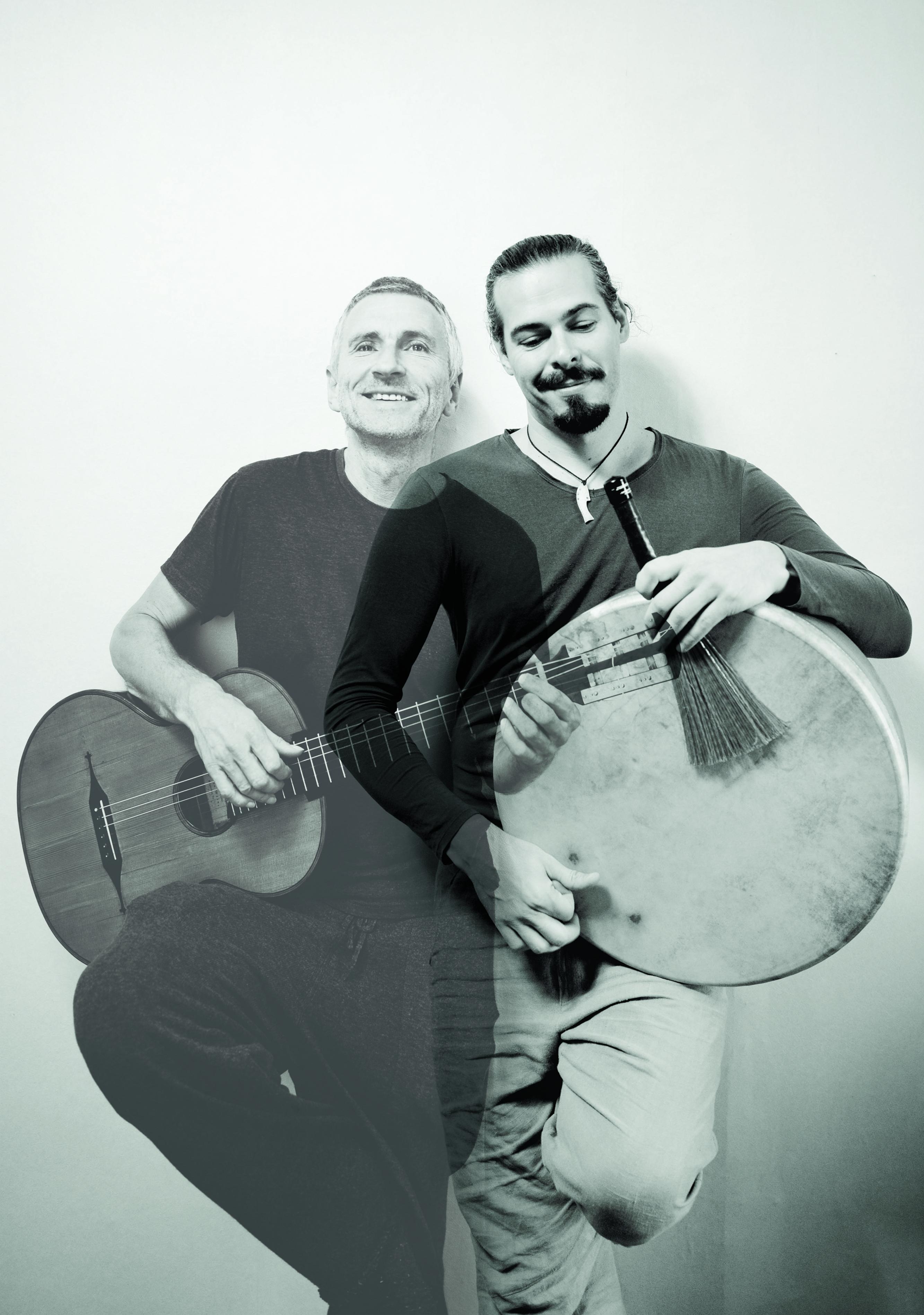 Andrey Tanzu & Vladimir Khlopovsky