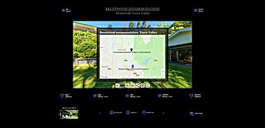 Brentwood Accommodation, Healesville