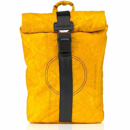 Airpaq Rucksack aus recycelten Autoteilen