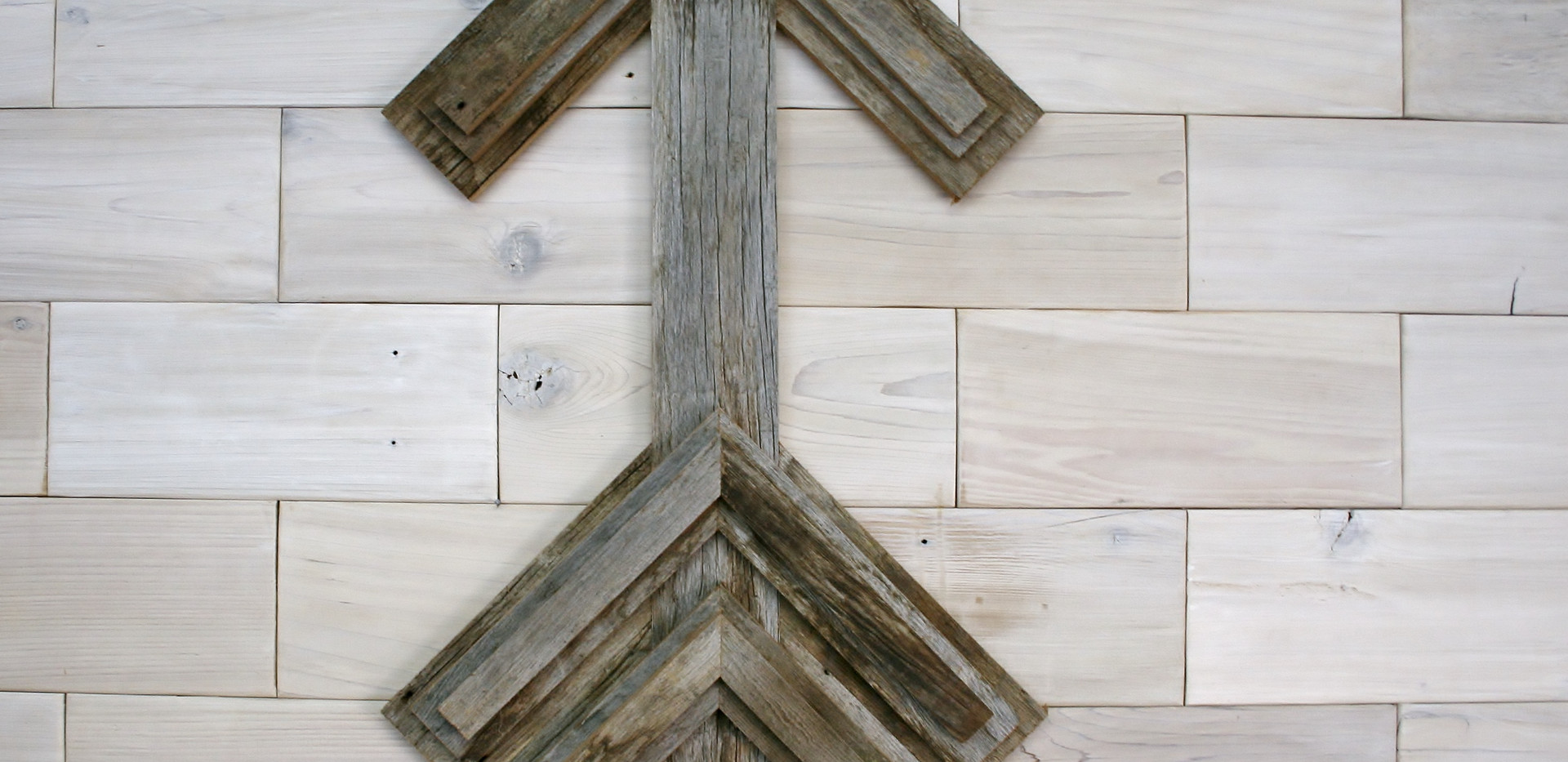 Barn Wood Arrow