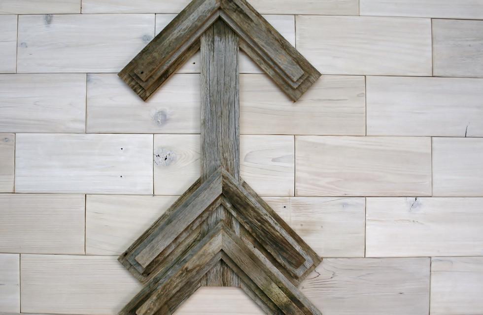 Barn Wood Arrow