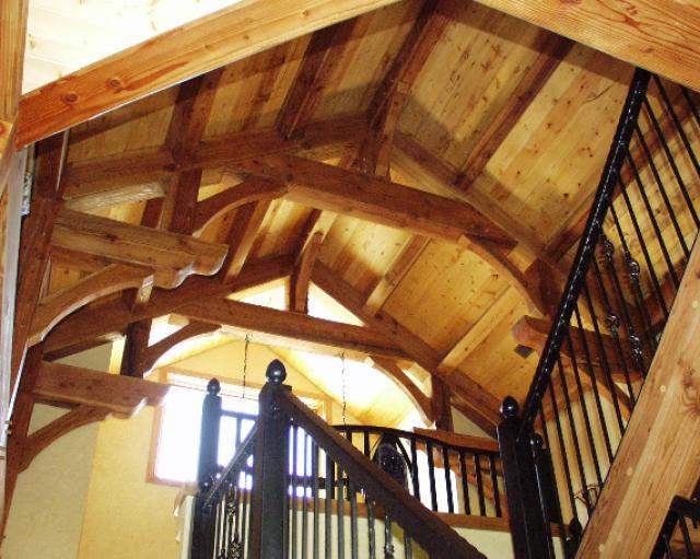 Salty Fir Timber