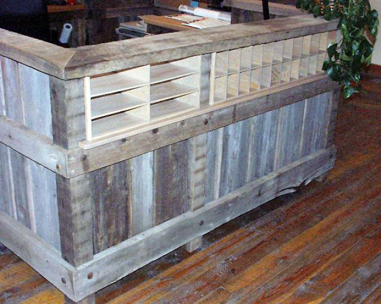 Antique Barn Wood Gray