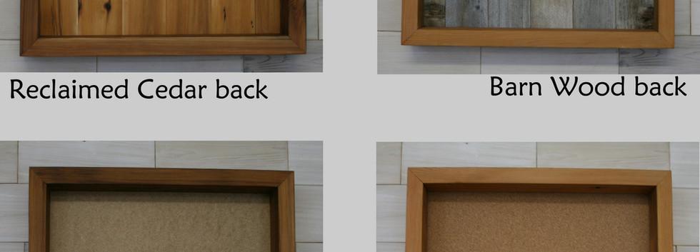 Shadow Box Backers