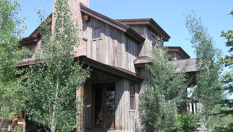 Antique Barn Wood Gray