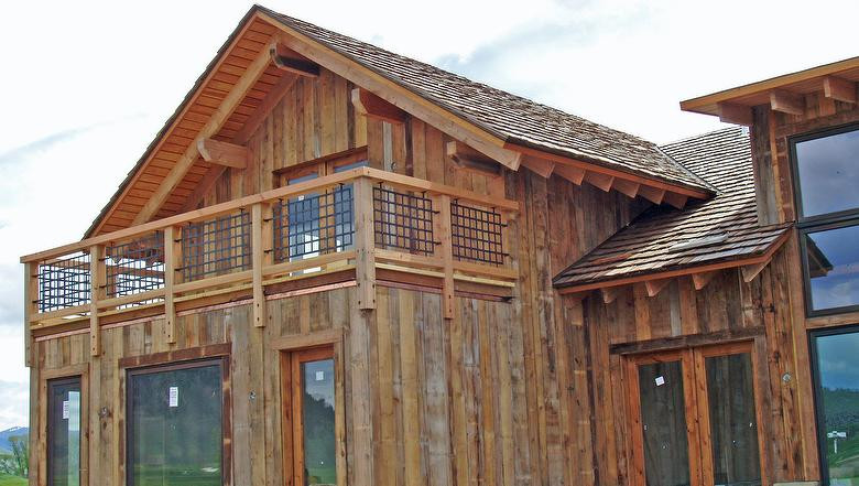 Antique Barn Wood Brown