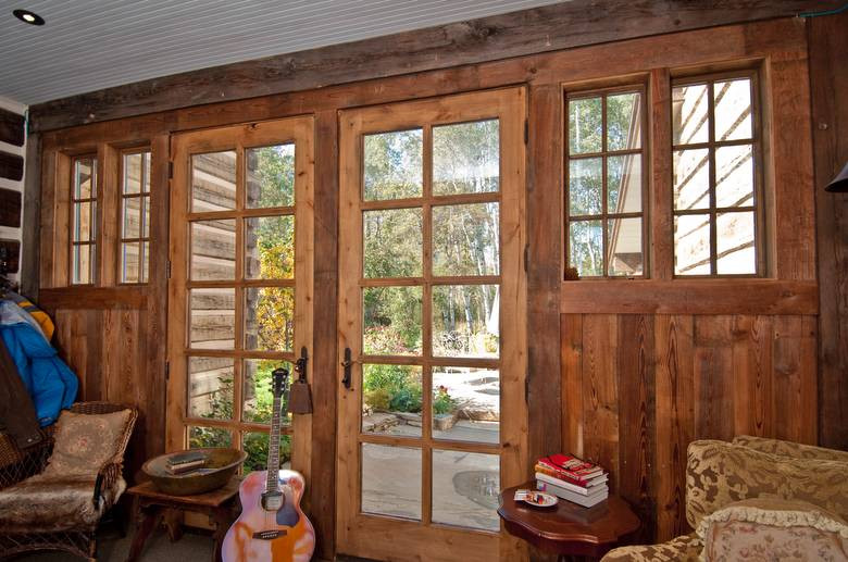 Antique Barn Wood Brown-Interior Wall Co