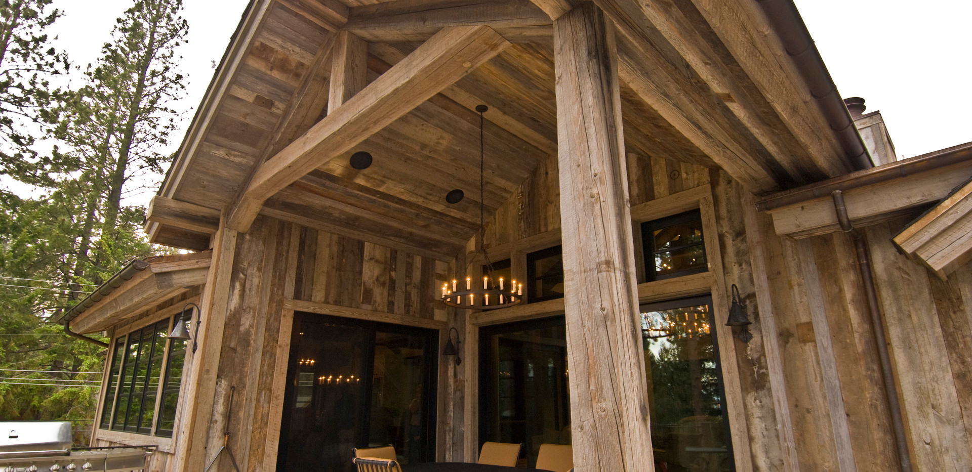 Weathered Timber & Barn Wood Gray