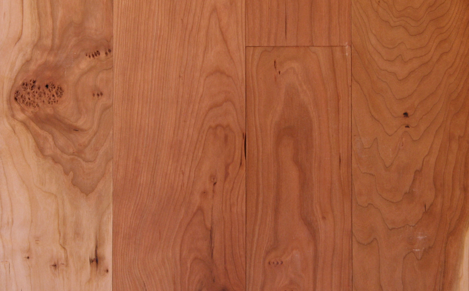 Natural Cherry Flooring