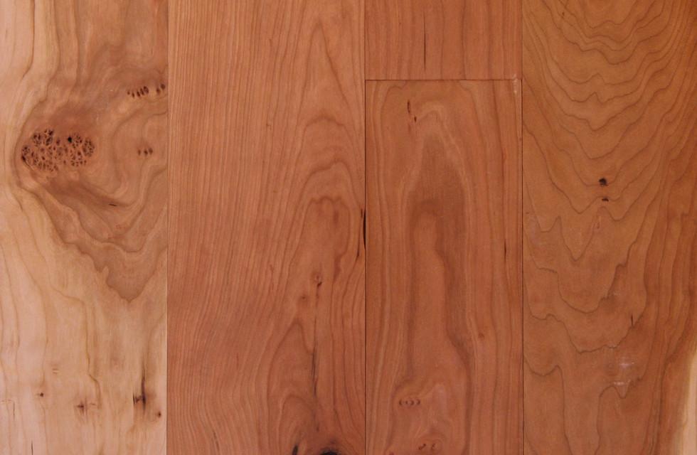 Natural Cherry Flooring