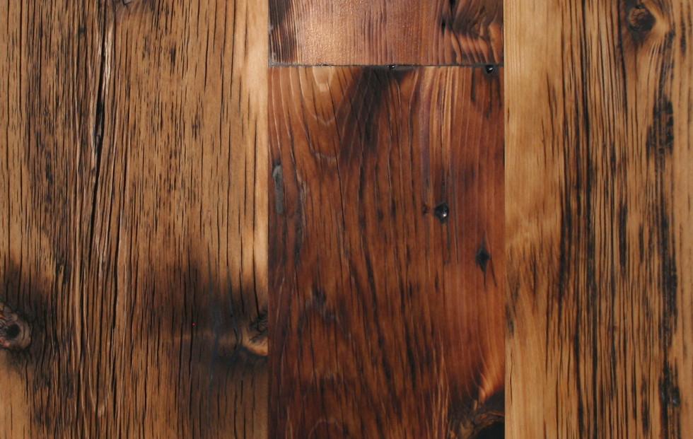 Barn Wood Scar'dFace