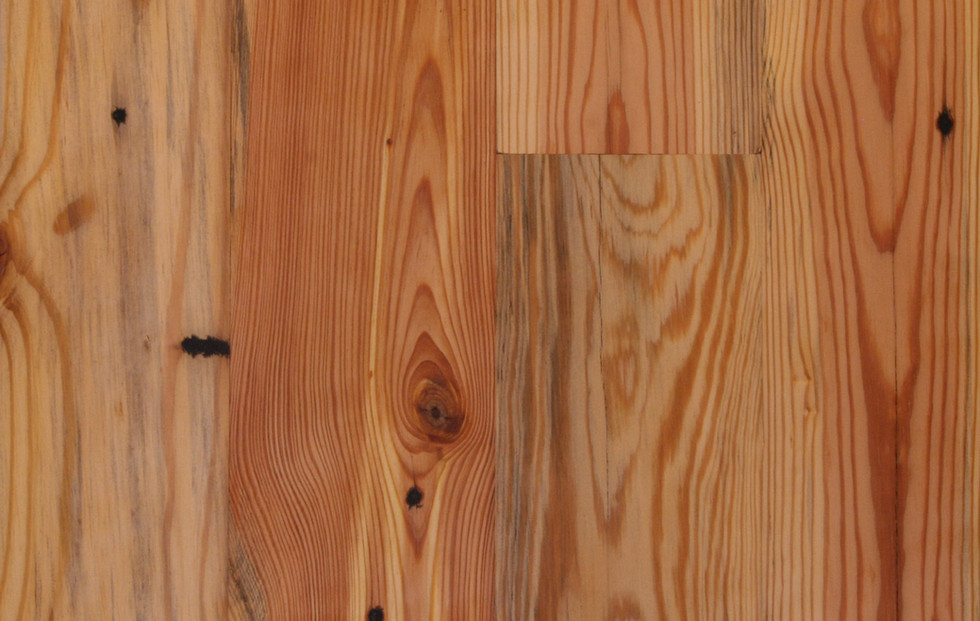 Antique Southern Yellow Pine
