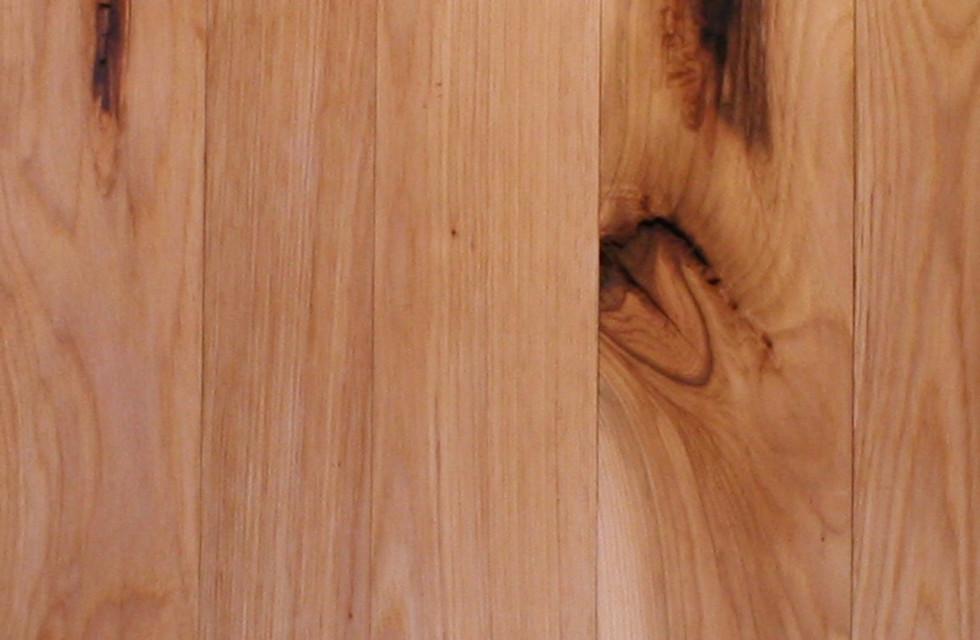 Natural Hickory Flooring