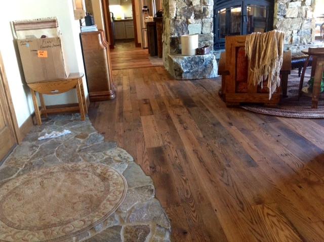 Antique Tobacco Oak Scar'dFace Flooring