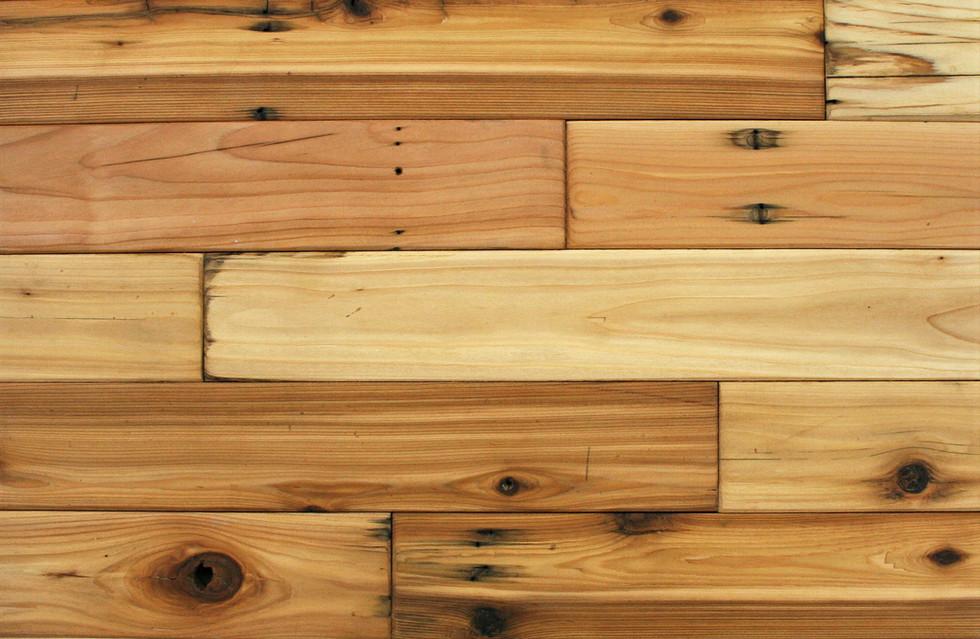 Remilled Cedar