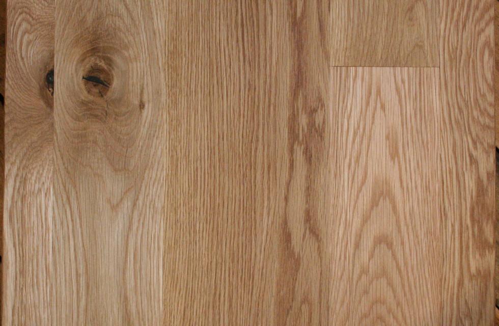 Natural White Oak Flooring