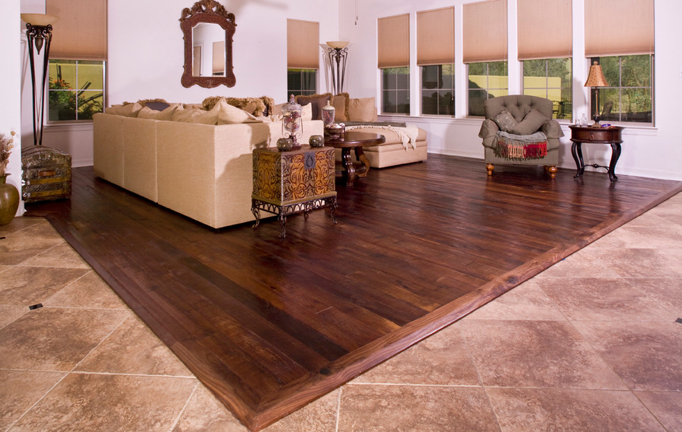 FullSawn Walnut Flooring