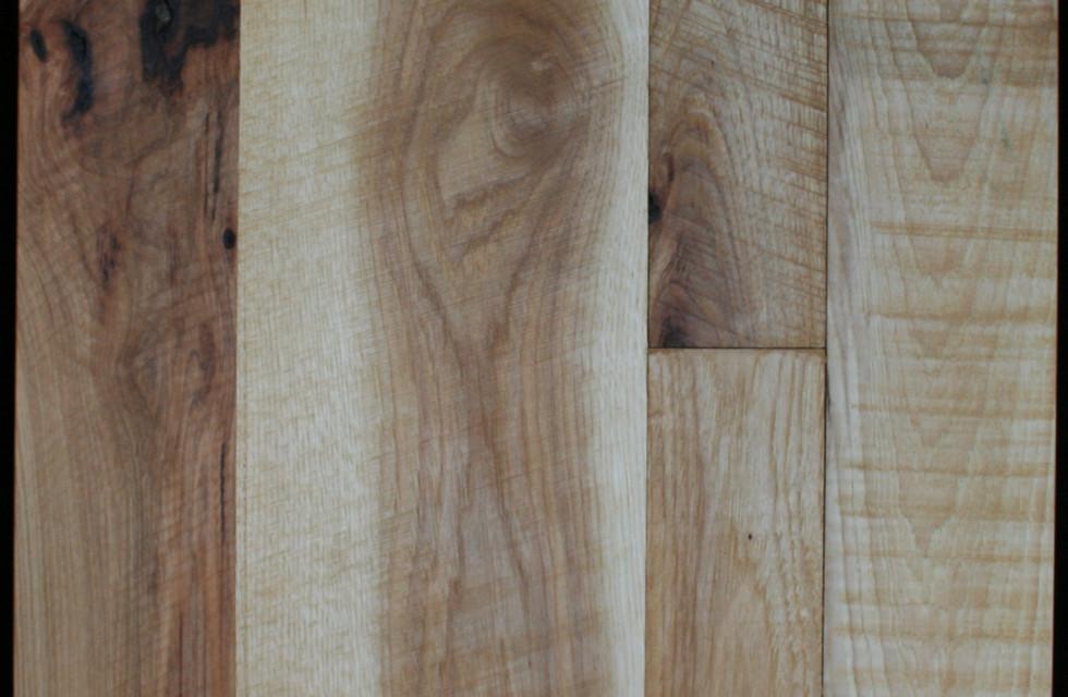 FullSawn Hickory Flooring