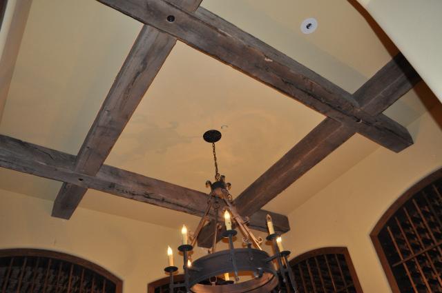 Barn Hardwood Timber