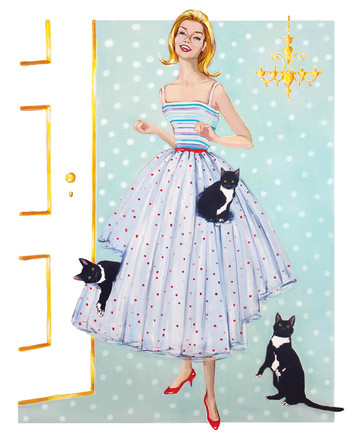 The Cat Couturier