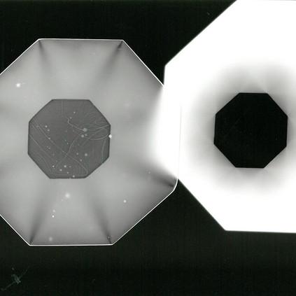 Gravity photogram