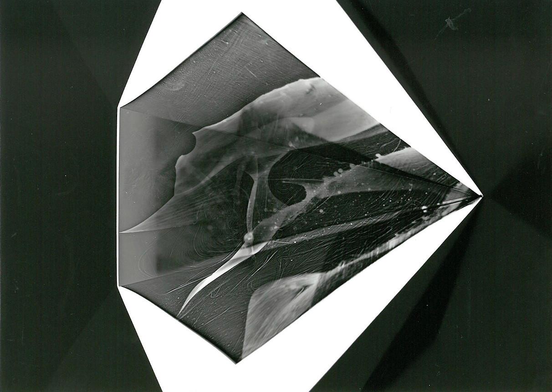 Diamond photogram