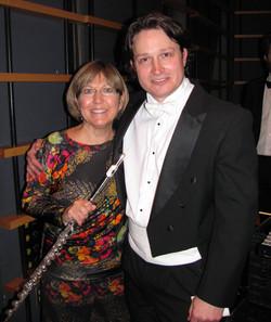 Judy and Jean-Pascal Hamelin