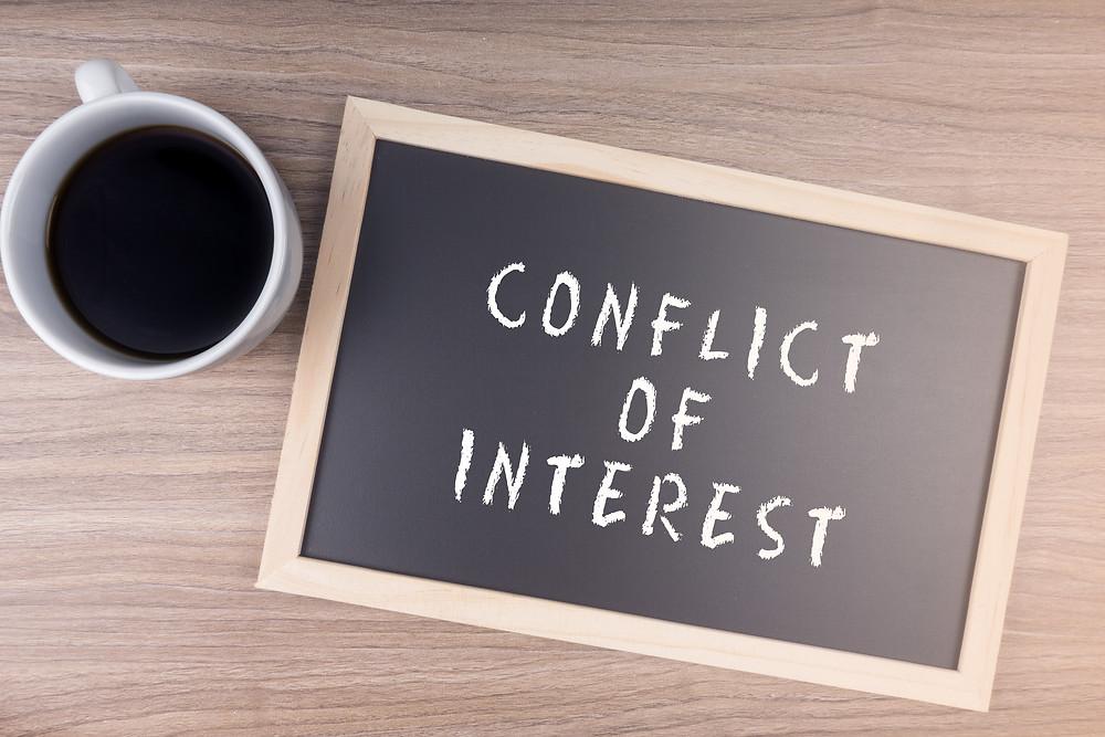 Condo HOA Conflict of Interest