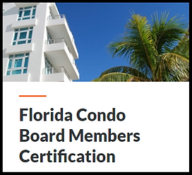 Image result for Florida condo certification course