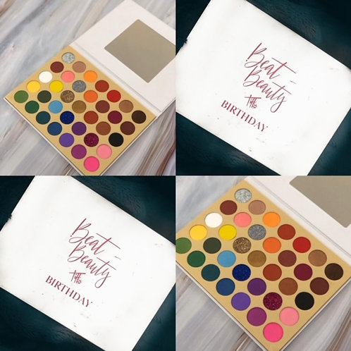 Beat Beauty Birthday Palette