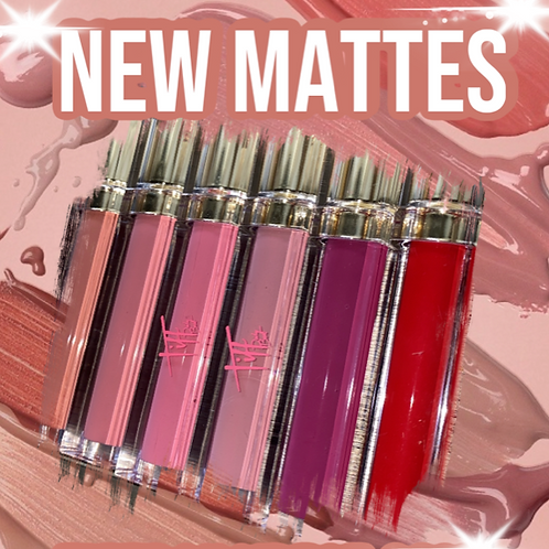 NEW BEAT BEAUTY MATTES