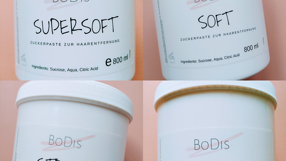 BoDis 4 in 1 Set
