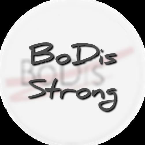 BoDis Strong - Flickingtechnik