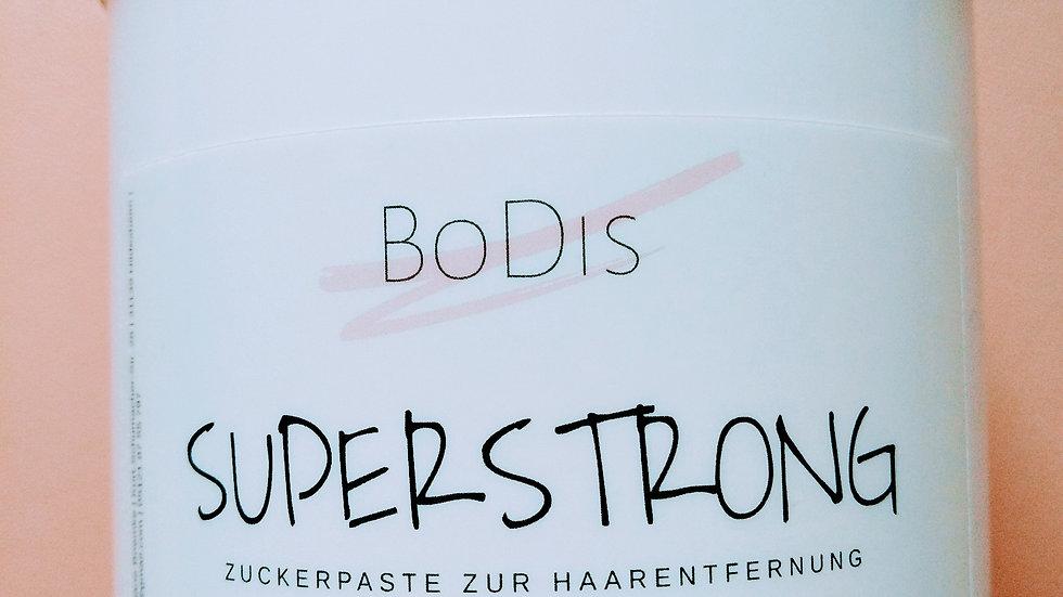 BoDis Superstrong - für heiße Tage
