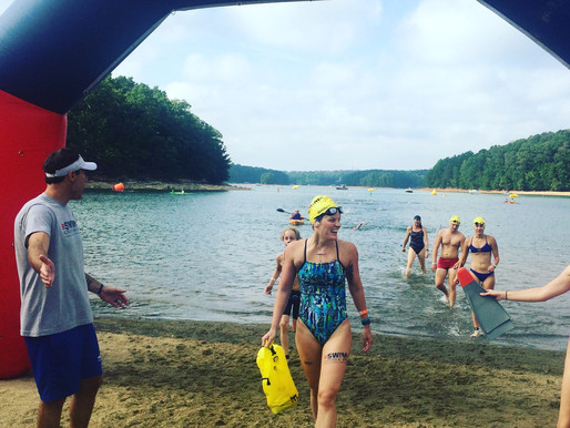 Why I Swim: Making Waves to Fight Cancer