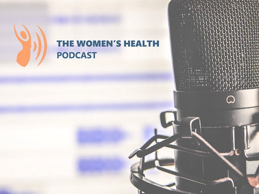 The Women's Health Podcast Ep. 033 - Dr. Julie Granger - Telesanity! Find Joy & Fun in Telehealth