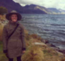 Dr. Julie Granger loves adventure with her clients and in her life. This is her pictured on a trip to Queenstown, New Zealand.