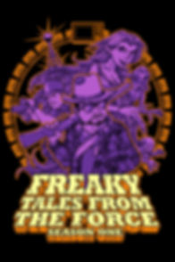 FreakyTalesFromtheForce Cover for ISBN 5