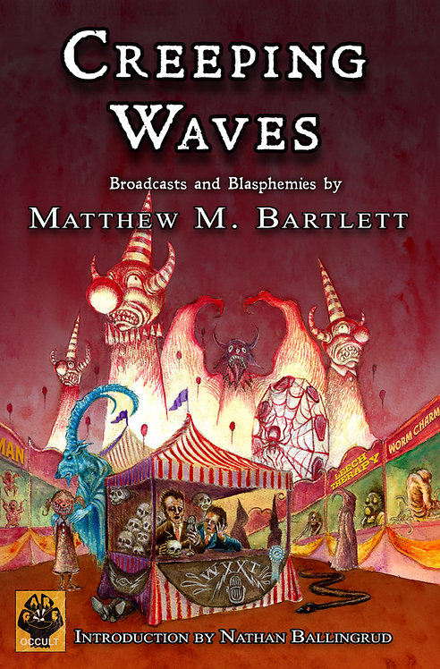 Creeping Waves by Matthew M. Bartlett